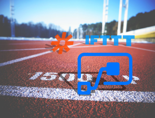 Software automation race: Zapier, IFTTT and MS Flow