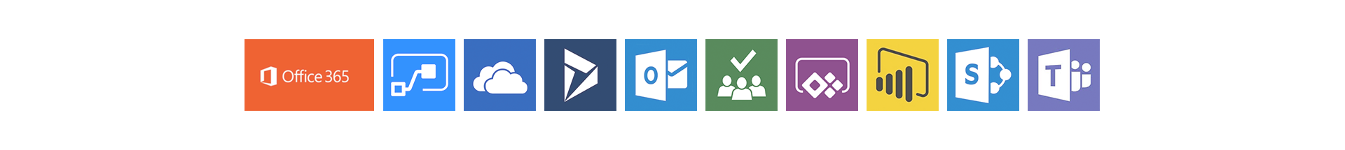 Office365 productivity suite